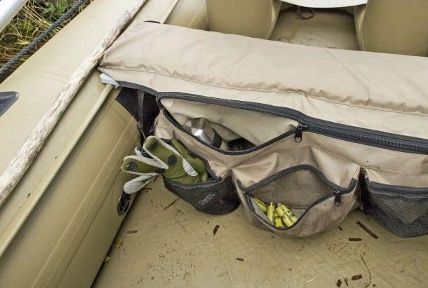Накладки на лодку пвх