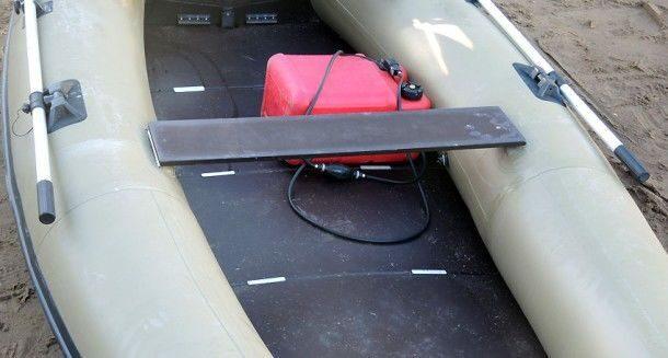 клей для лодок баджер