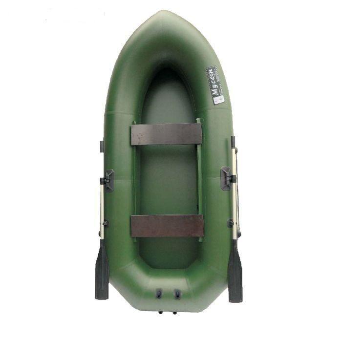 лодки муссон с надувным дном