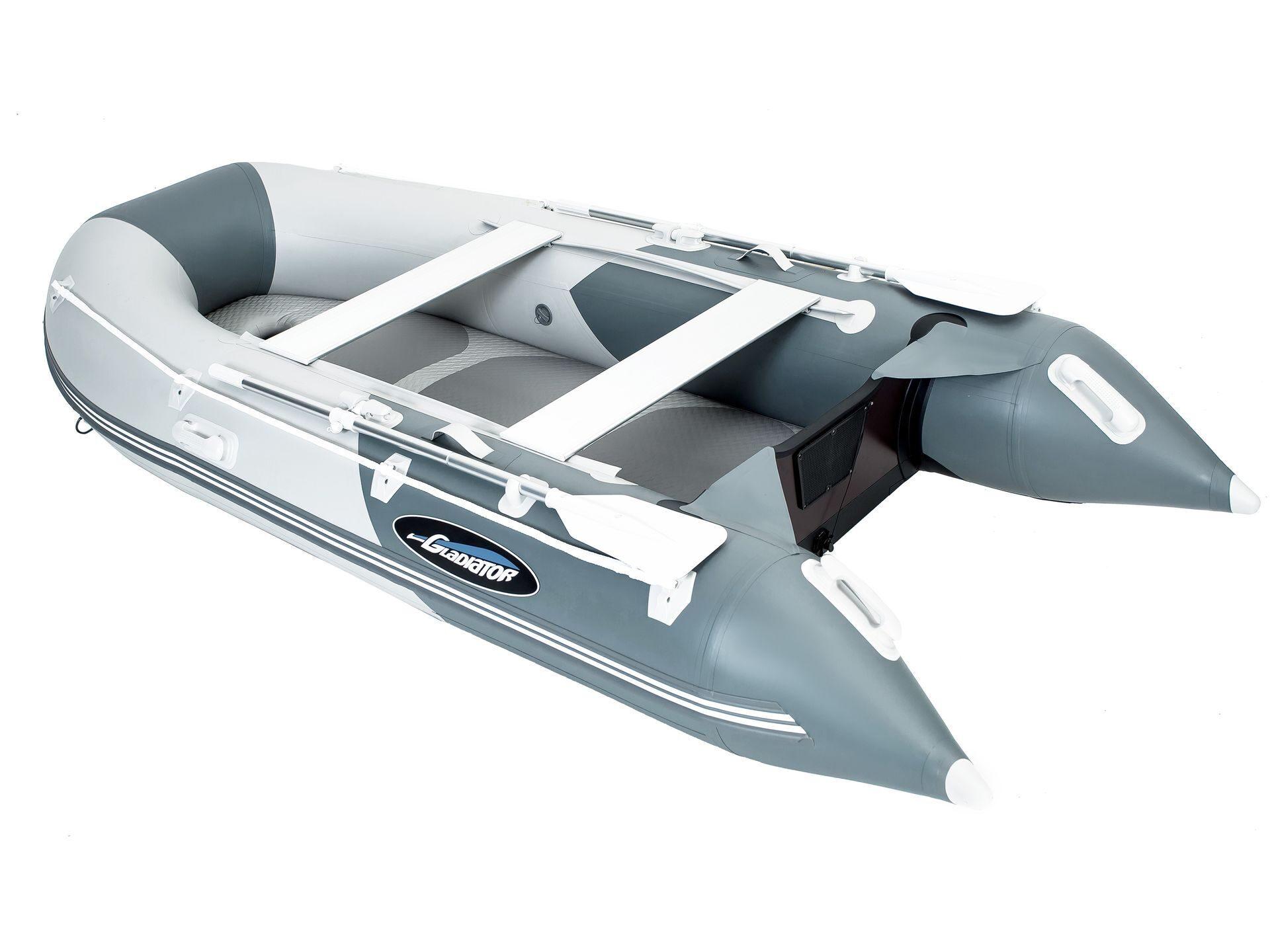 лодка пвх гладиатор 280 с надувным дном