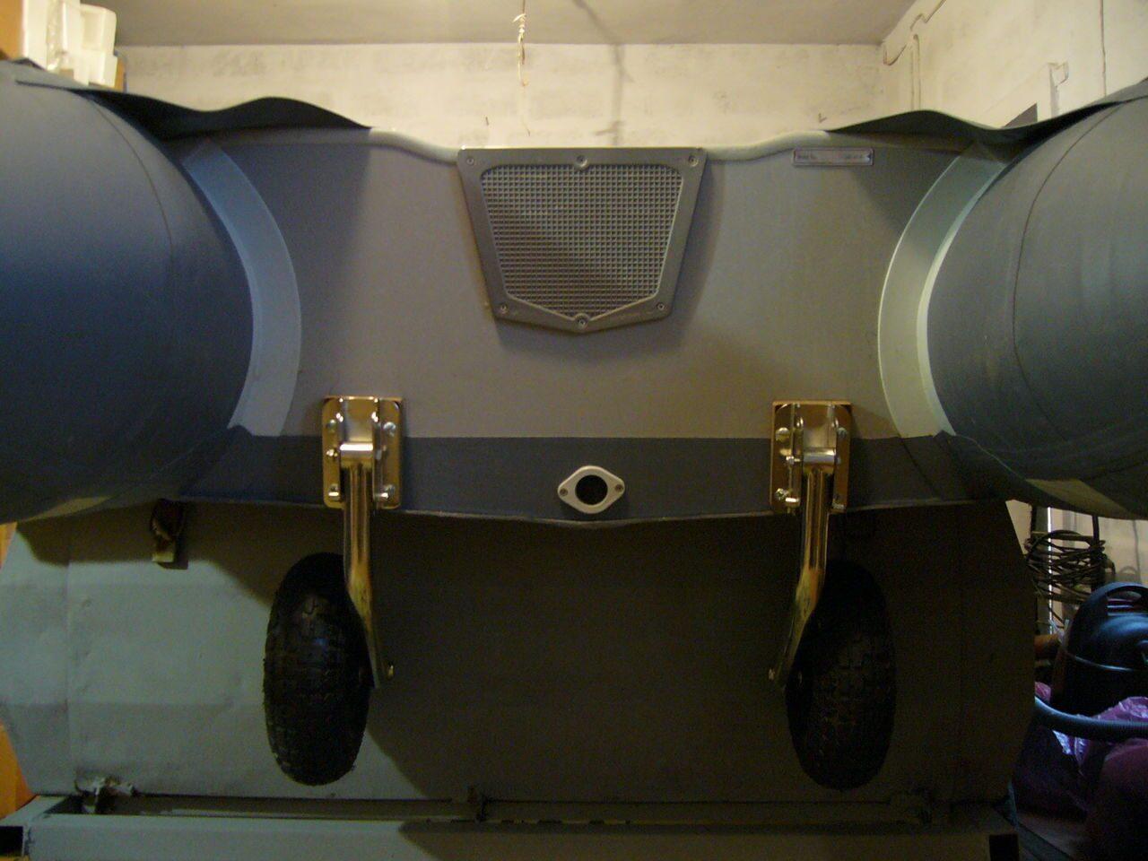 транцевые колеса для лодок видео