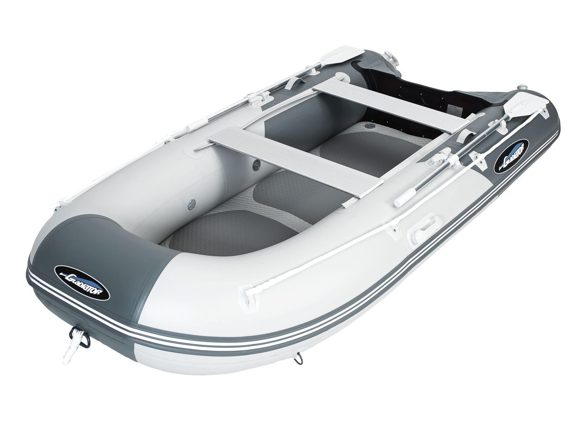 новые лодки с надувным дном