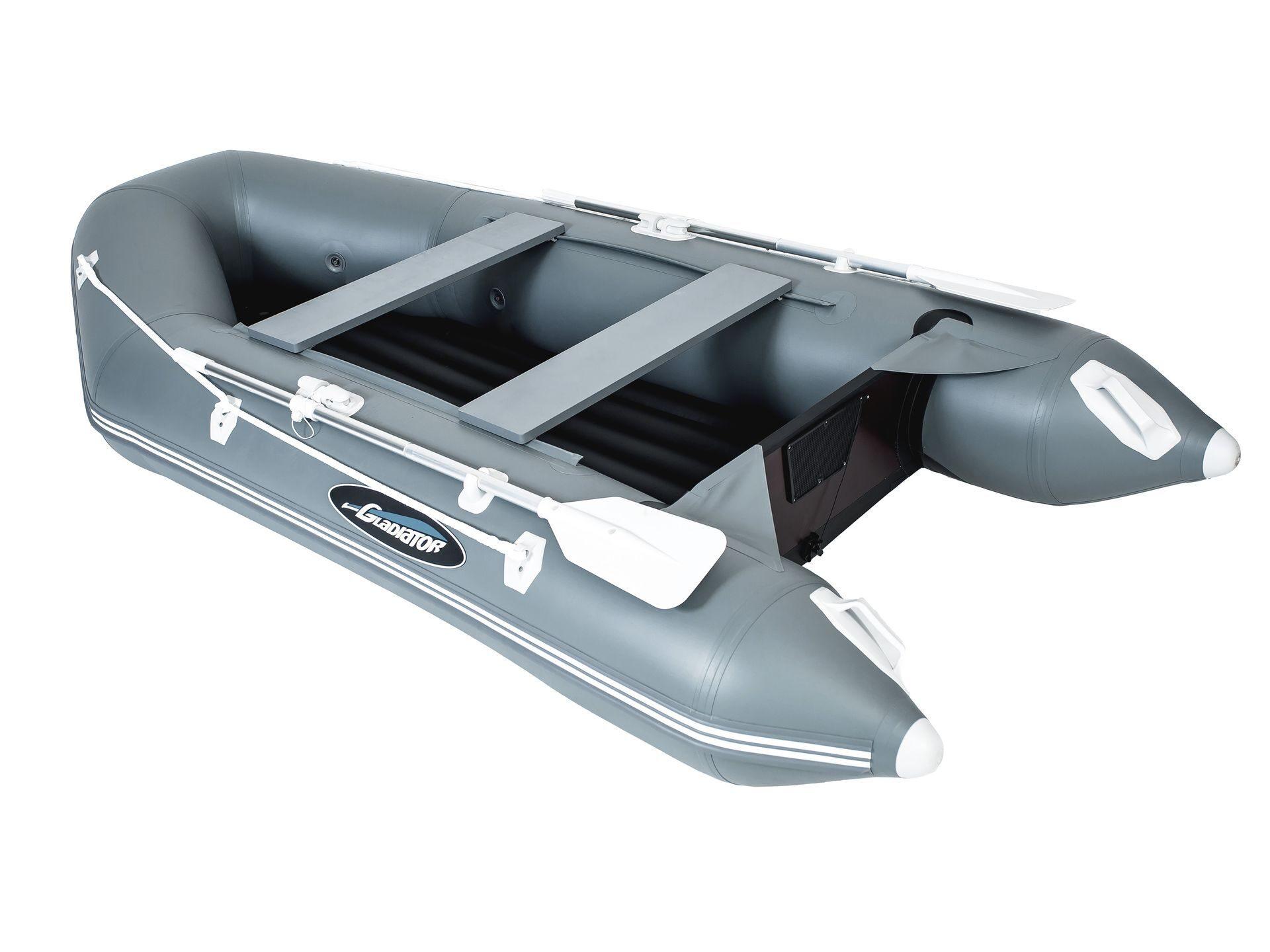лодка надувная гладиатор 320