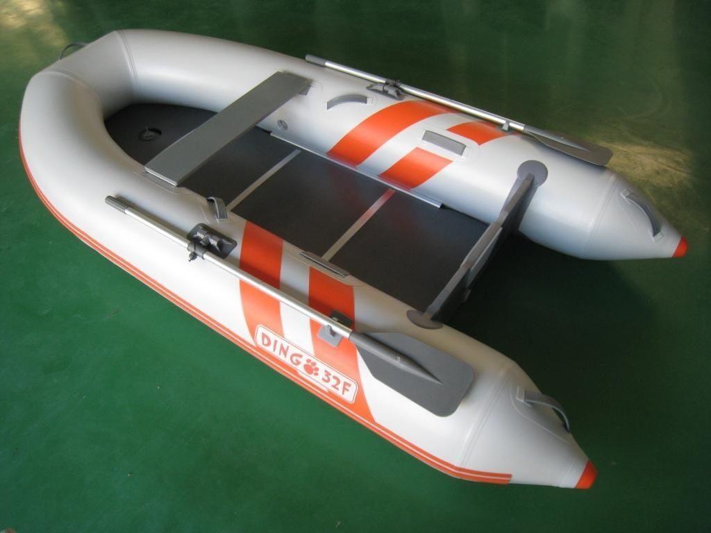 надувная лодка динго 320