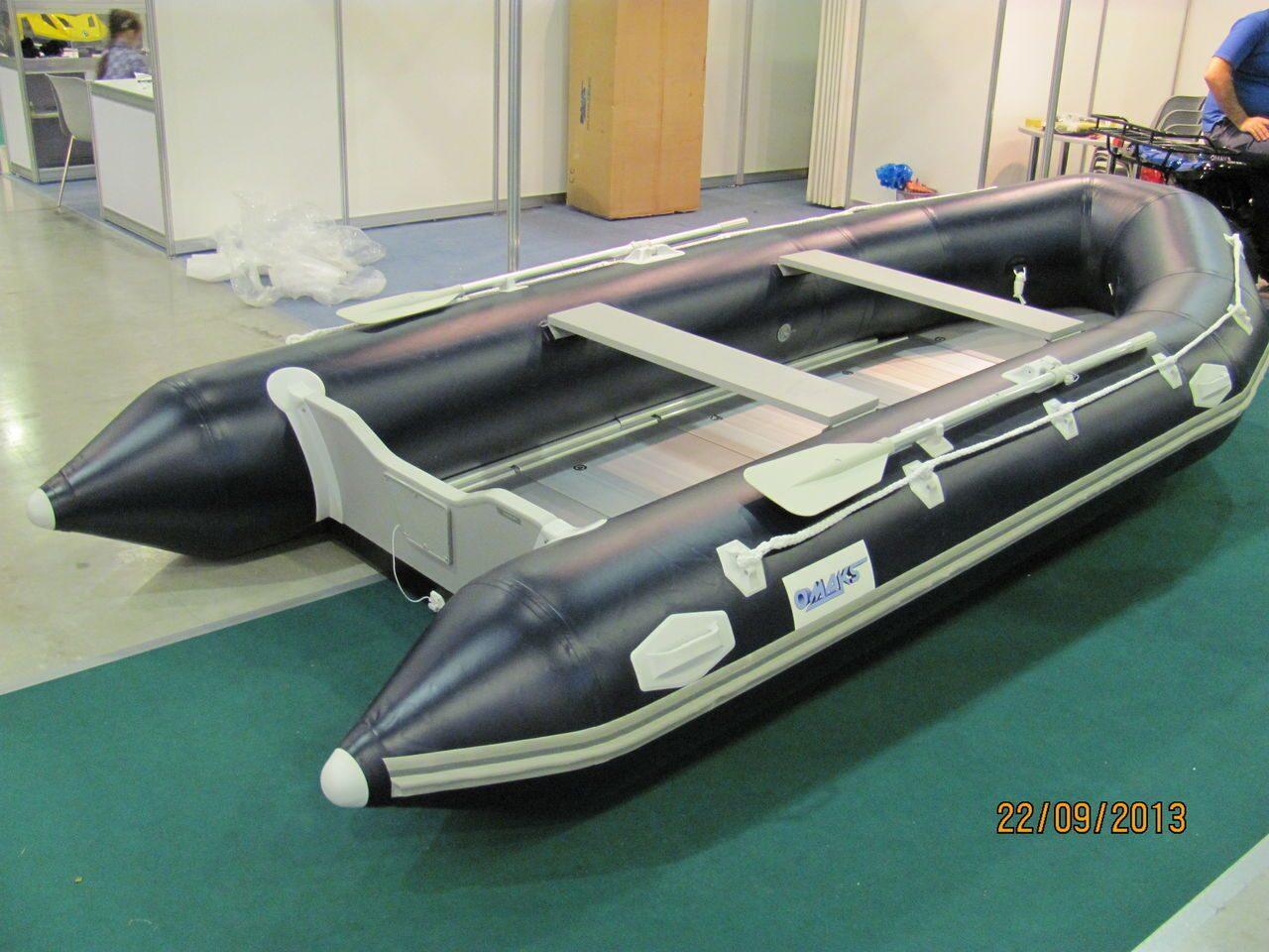 простые лодки из пвх